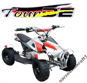 "MINI QUAD SPALINOWY ,,LIGHT"" ATV 49CC"